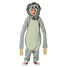 Sloth Big Boys or Girls Costume