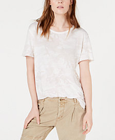 Free People Printed T-Shirt