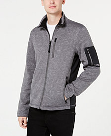 Calvin Klein Men's Sweater Fleece Jacket