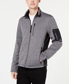 Calvin Klein Men's Sweater Fleece Jacket