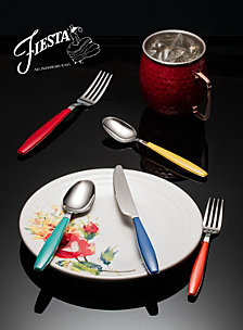 Fiesta Jamboree Flatware Collection