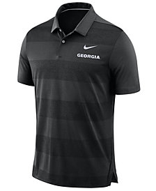 Nike Men's Georgia Bulldogs Early Season Coaches Polo