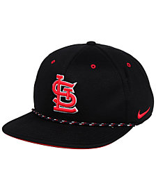Nike St. Louis Cardinals String Bill Snapback Cap