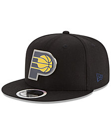 New Era Indiana Pacers Enamel Badge 9FIFTY Snapback Cap