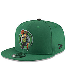 New Era Boston Celtics Team Cleared 9FIFTY Snapback Cap