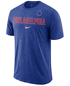 Nike Men's Philadelphia 76ers Essential Facility T-Shirt