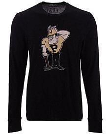 '47 Brand Men's Purdue Boilermakers Knockout Fieldhouse Long Sleeve T-Shirt