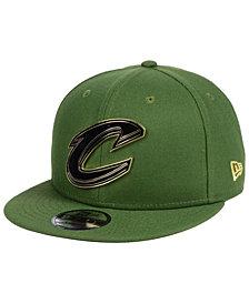 New Era Cleveland Cavaliers Enamel Badge 9FIFTY Snapback Cap