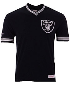 Mitchell & Ness Men's Oakland Raiders Overtime Win Vintage T-Shirt