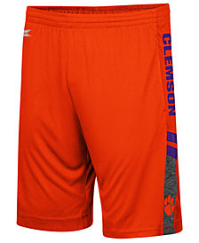Colosseum Men's Clemson Tigers Perfect Season Shorts