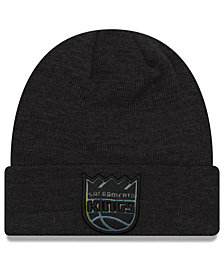 New Era Sacramento Kings Fresh Front Cuff Knit