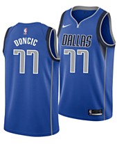 8482a25db41 Nike Men's Luka Doncic Dallas Mavericks Icon Swingman Jersey
