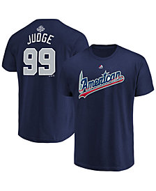 Majestic Men's Aaron Judge New York Yankees All Star Game Player T-Shirt 2018