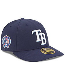 New Era Tampa Bay Rays 9-11 Memorial Low Profile 59FIFTY FITTED Cap