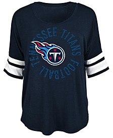 Women's Tennessee Titans Circle Logo T-Shirt