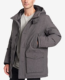 Men's Hooded City Parka