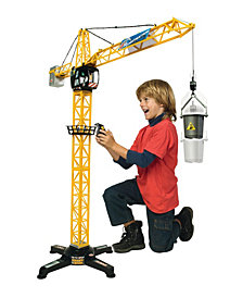 Dickie Toys - Majorette Giant Crane