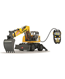 Dickie Toys - Remote Control Construction Excavator