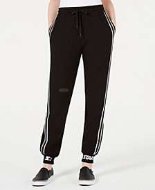 Starter Vented Striped Jogger Pants
