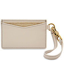 Fossil Card Case Wristlet