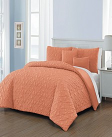 Del Ray 9 Pc Bed In A Bag