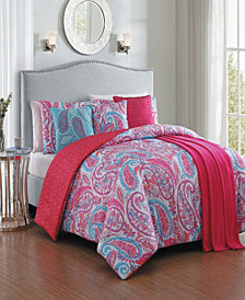 Seville 7 Pc Queen Comforter Set