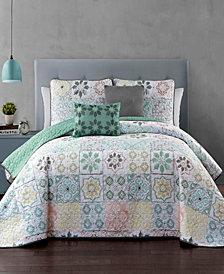 Cruz 7 Pc King Comforter Set