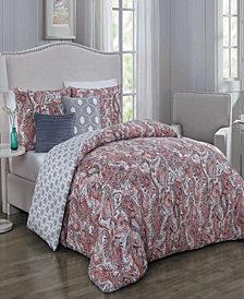 Dominica 5-Pc. King Comforter Set