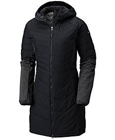 Columbia Oyanta Trail™ Long Hybrid Coat