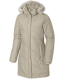 Columbia Snow Eclipse™ Faux-Fur Hood Coat