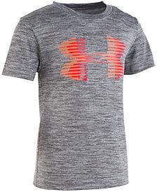 Under Armour Little Boys Logo-Print T-Shirt