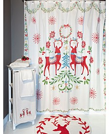 CLOSEOUT! Folkloric Cotton Bath Collection