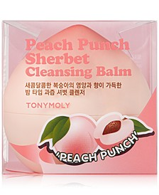 Peach Punch Sherbet Cleansing Balm