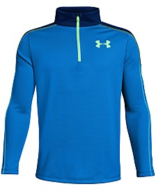 Under Armour Big Boys UA Tech™ Half-Zip Shirt