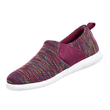Zenz from Isotoner Women's Sport Knit Lauren Slipper