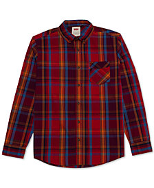Levi's® Men's Hanover Plaid Shirt