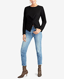 RACHEL Rachel Roy Val Twisted Top