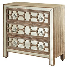 Ninoska 3 Drawer Chest