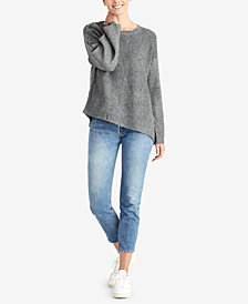 RACHEL Rachel Roy Embellished Asymmetrical Sweater, Created for Macy's