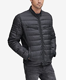Men's Grymes Packable Racer Jacket