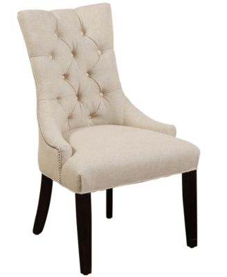 Marais Dining Parsons Chair  sc 1 st  Macyu0027s & Small-Scale Furniture: Small Spaces Furniture - Macyu0027s islam-shia.org