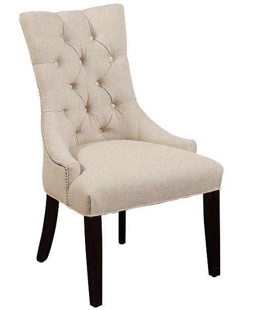 furniture marais dining parsons chair furniture macy s