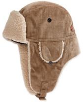 62e30cb87f3 Levi s® Men s Fleece-Lined Corduroy Trapper Hat