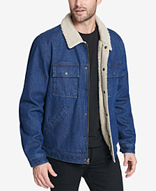 Levi's® Men's Washed Denim Trucker Jacket