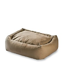 Max Rectangle Indoor and Outdoor Bumper Dog Bed