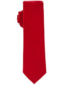 Lauren Ralph Lauren Big Boys Velvet Necktie