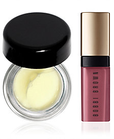 Receive a Complimentary 2 Pc Gift with any $65 Bobbi Brown purchase