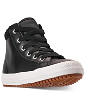 87251797e27f Converse Little Boys  Chuck Taylor All Star PC Boot Casual Sneakers from  Finish Line