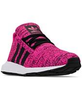 22bc8fc4c33c adidas Girls  Swift Run Running Sneakers from Finish Line