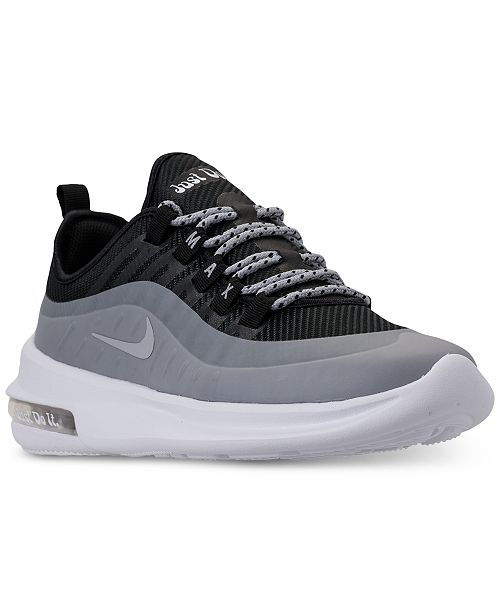 best sneakers ea72e 20877 ... Nike Women s Air Max Axis SE Casual Sneakers from Finish ...